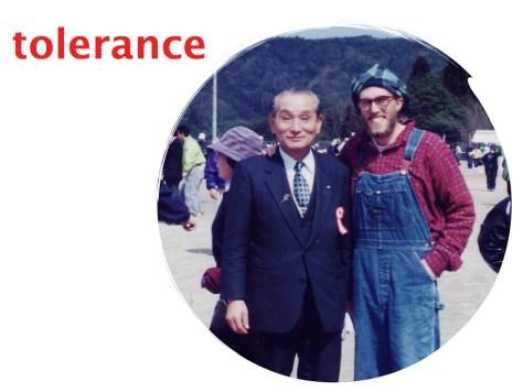 Inspire Japan Stories 5: Tolerance