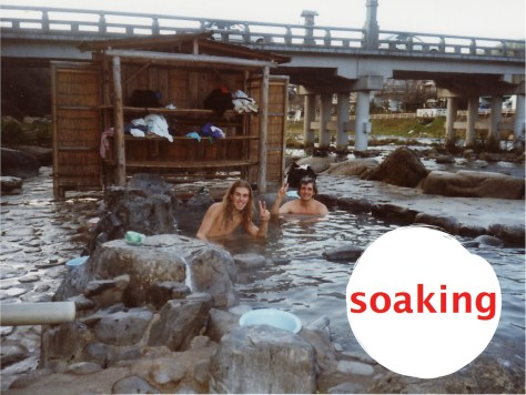 Inspire Japan Stories 6: Soaking