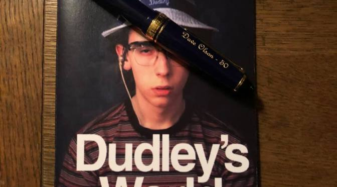 Notebook of Importantness – the future in writing (daveo50 pen)