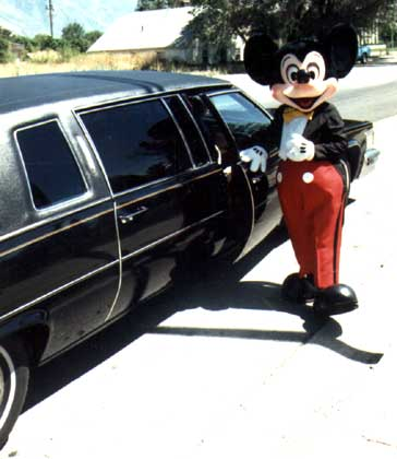 "infamous ""Starlite"" renegade limousine service with noted customer"