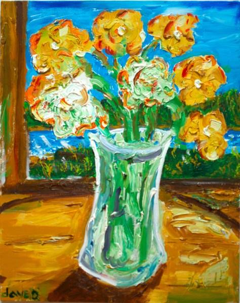 Vase – Gravelly Beach #14