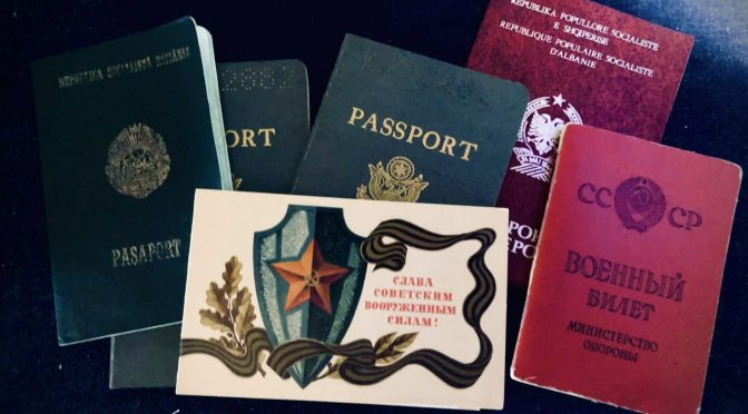 Passports to Nowhere (for someone else)