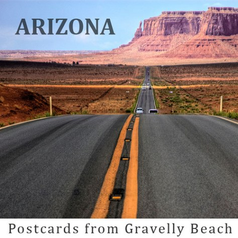 Pod cover - Postcards - Arizona Ole Gramps