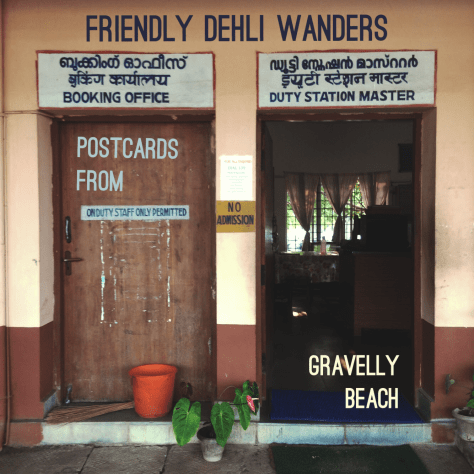 Postcards from Gravelly Beach – Friendly Dehli Wanders
