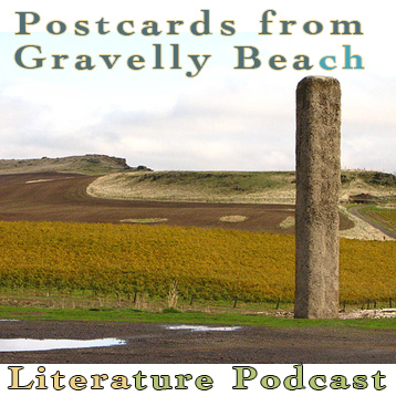 Pod bonus - Postcards from Gravelly Beach – stonehenge-pillar