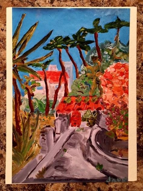 Post'd: art postcards, handmade