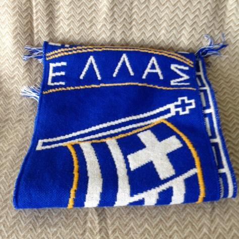 Greece: blue sporting