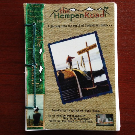 Scrapbook: assembly / HempenRoad (front cover)