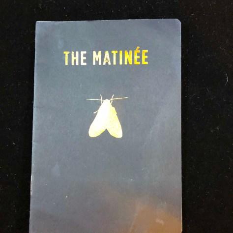 Passport for The Matinée rock band