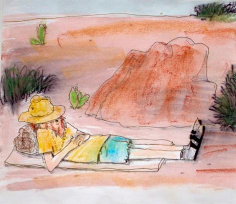 Uncle Weed's Redrock Adventure - part 11