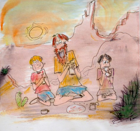 Uncle Weed's Redrock Adventure - part 12
