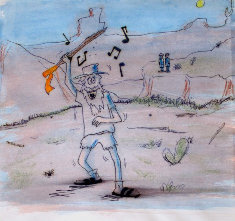 Uncle Weed's Redrock Adventure – part 21
