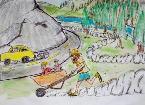 Uncle Weed's Redrock Adventure – part 5