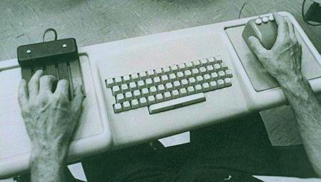 Rebuilding Doug Engelbart's Chorded Keyboard – Dave Paola