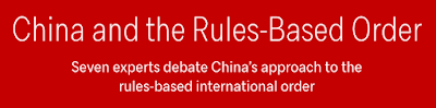 Ideological Competition With China