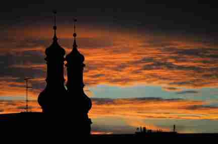 Mainz Sunset
