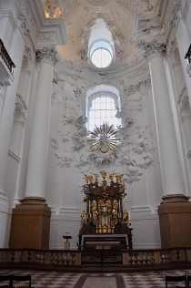 Inside the University Church