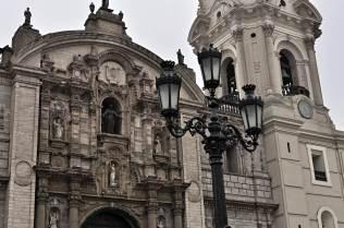 Plaza Mayor - Cathedral