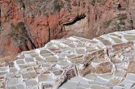 Salt Ponds at Moras