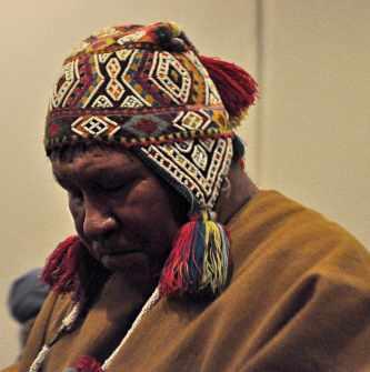 Peruvian Shaman