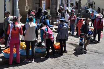 Cuzco Street Market