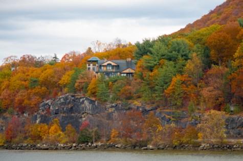 Hudson River Fall Foliage Cruise 2013-25