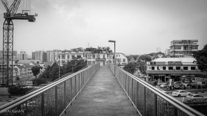 Bridge overpass.