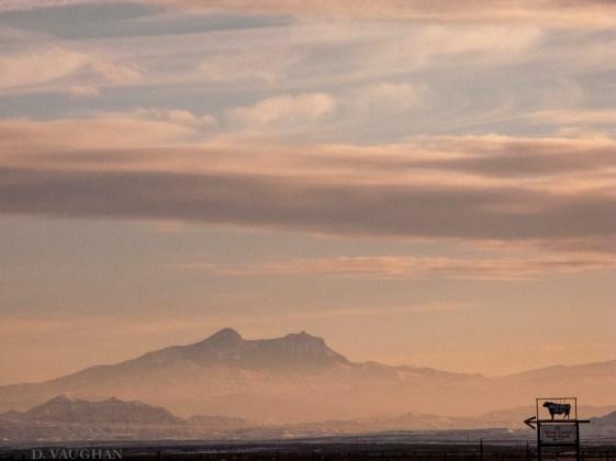 Heart Mt. Wyoming.