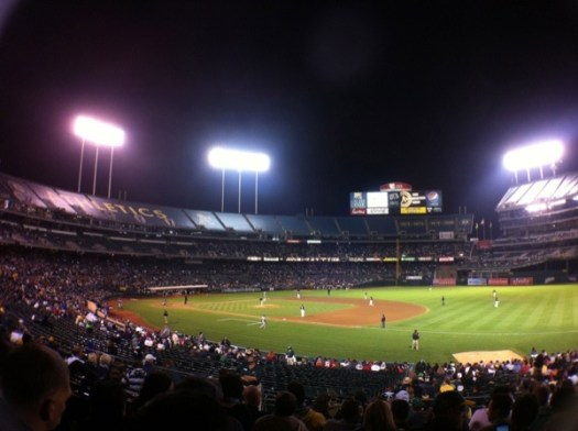 More baseball