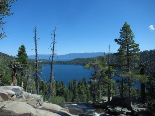 Tahoe above