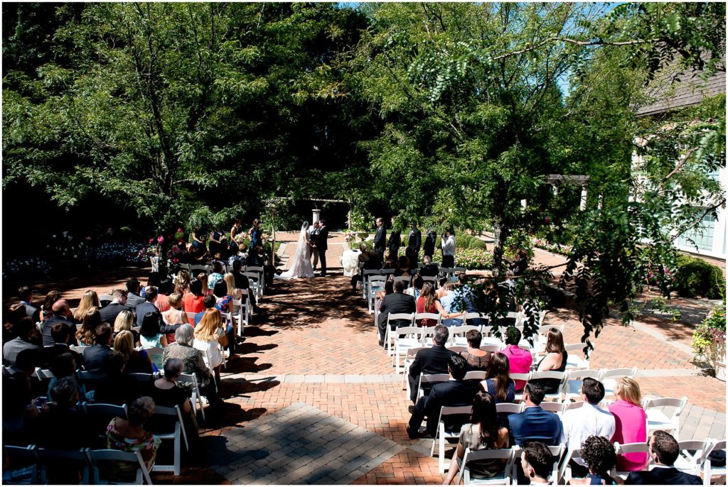 Raleigh Wedding Photographer Florentine Gardens Wedding