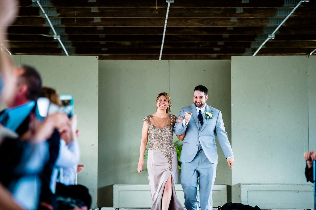 Conservatory at Sussex County Fairgrounds Wedding