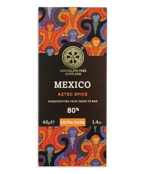 Chocolate Tree Aztec 80%