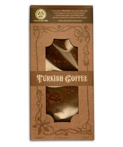 ChocTree Organic Turkish coffee bar