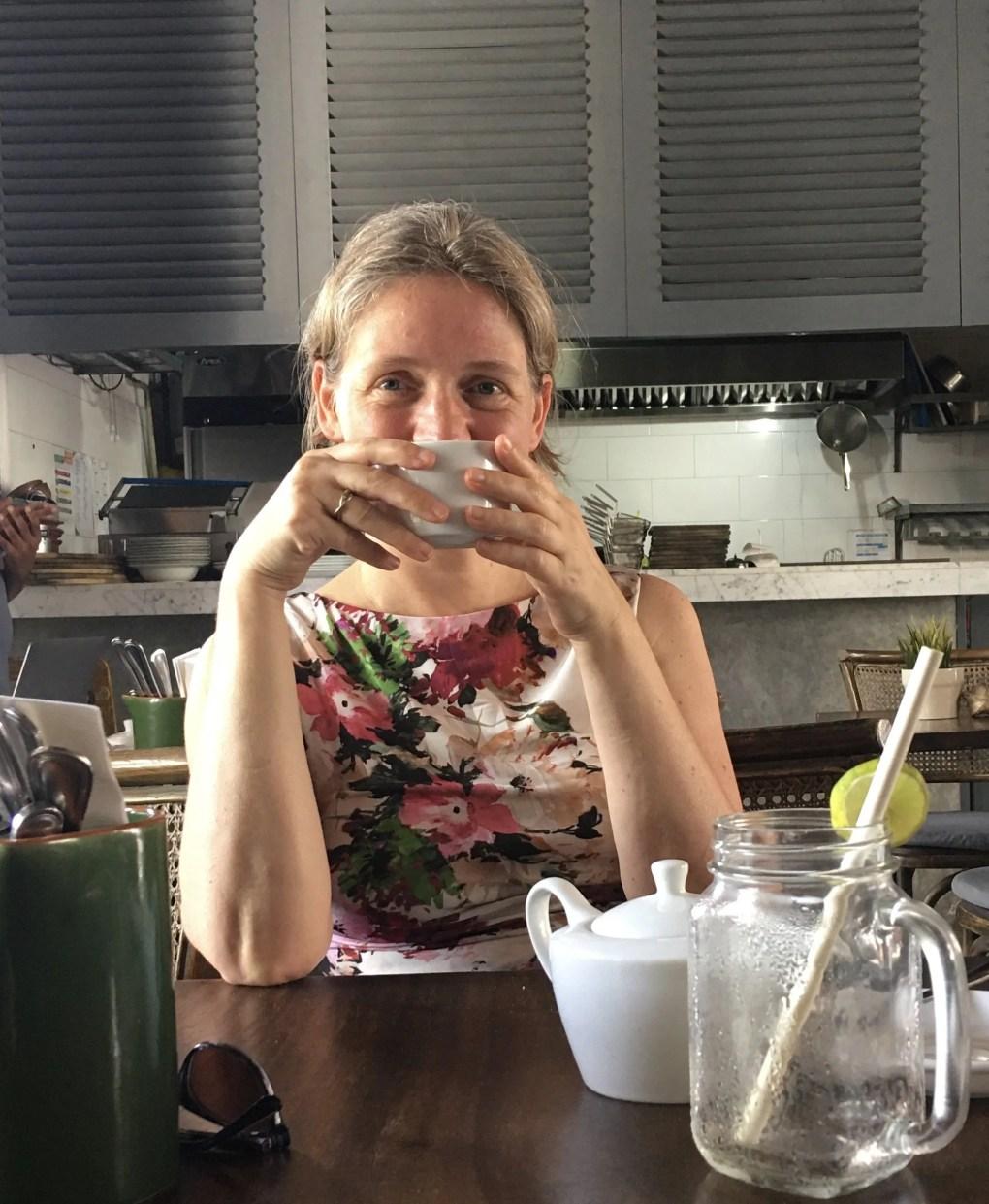 Petra van Eif The Dutch Tea Lady