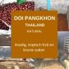 Thailand Doi Pangkhon