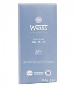 Weiss Gianduja 35%