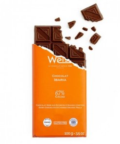 Weiss Ibaria 67% Candied Orange
