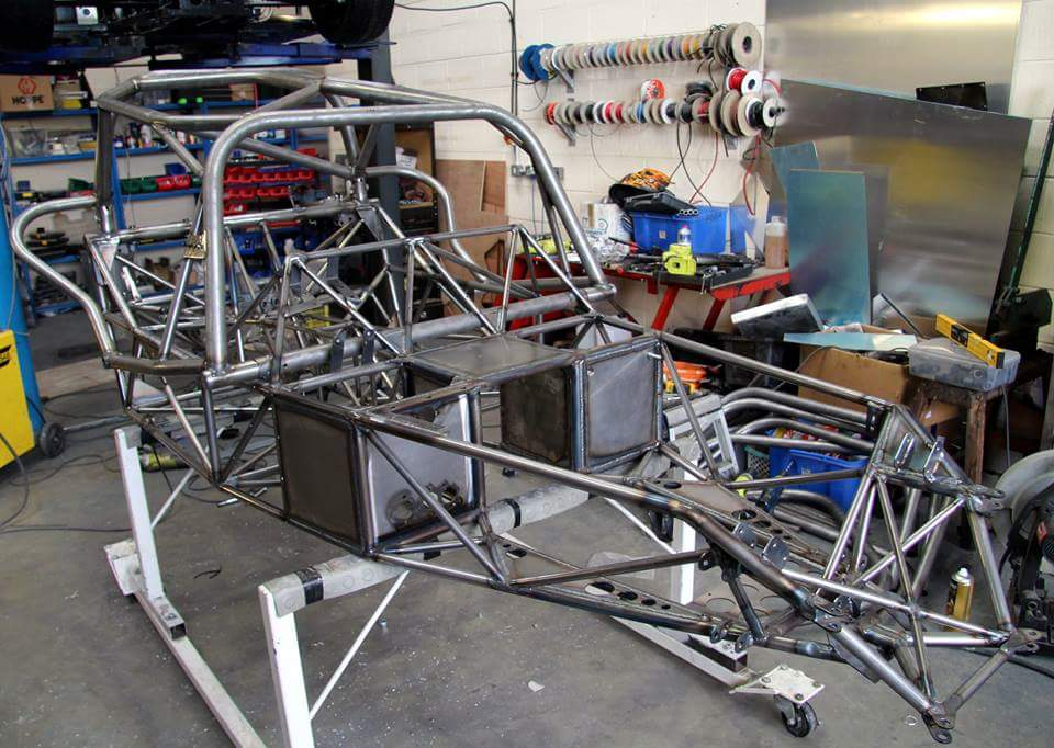 The Chassis Has Landed! (1/6)