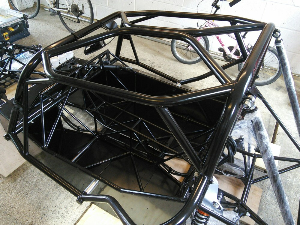 The Chassis Has Landed! (4/6)