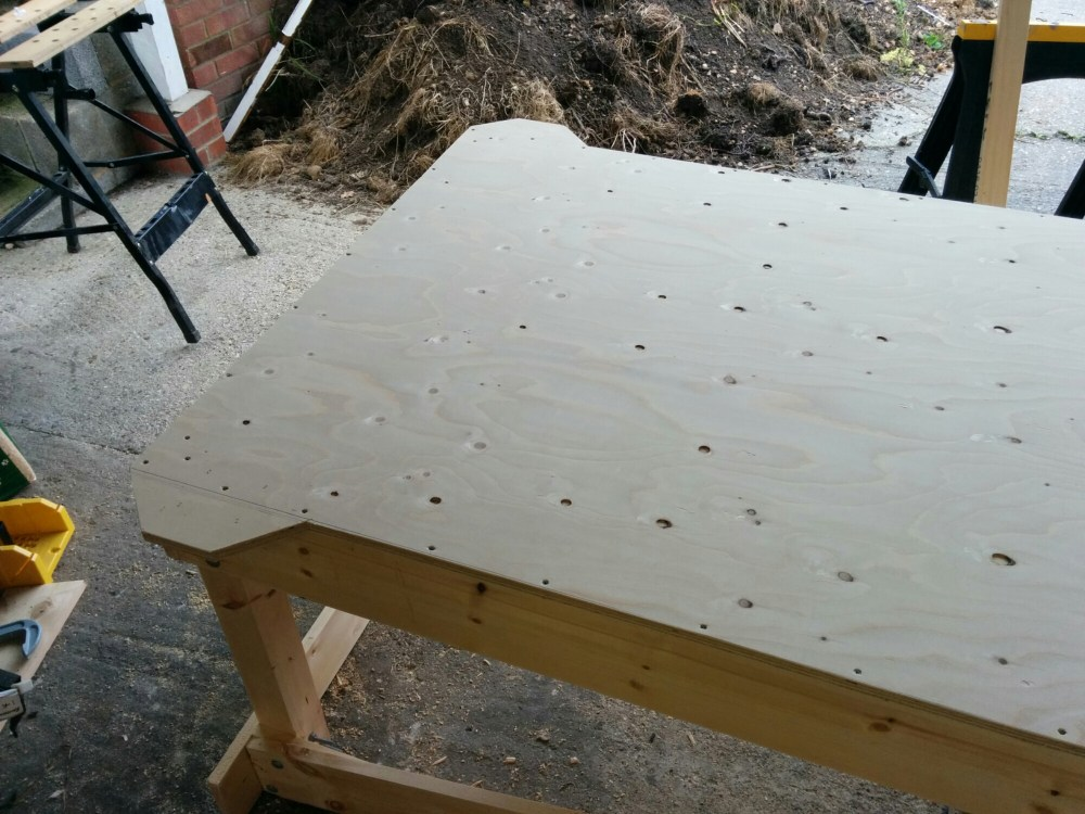 Making a Build Stand (4/6)