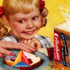 Creepy smiling kid + triangle of life
