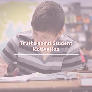 Post Image- Student Motivation