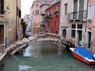 Ponte Chiodo - The bridge with no parapet - unique in Venice