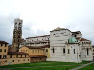 Lucca's Duomo (Cathedral of San Martino)
