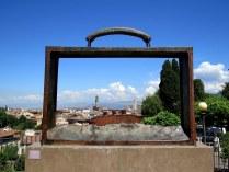 Modern art in Florence