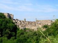 Etruscan city of Sorano