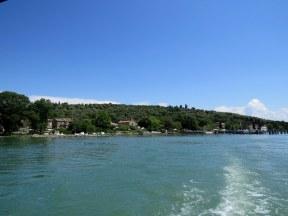 Isola Maggiore in Lake Trasimeno