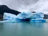Christmas Eve cruise on Lake Argentino, Los Glaciares National Park