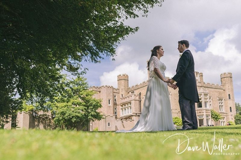 Cave Castle Wedding Photography Hull Wedding Photographer